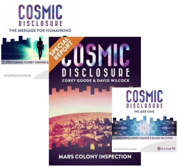 ssp-info: Тайная Космическая Программа. По материалам интервью с Кори Гудом (ссылки) Cosmic-disclosure-s1